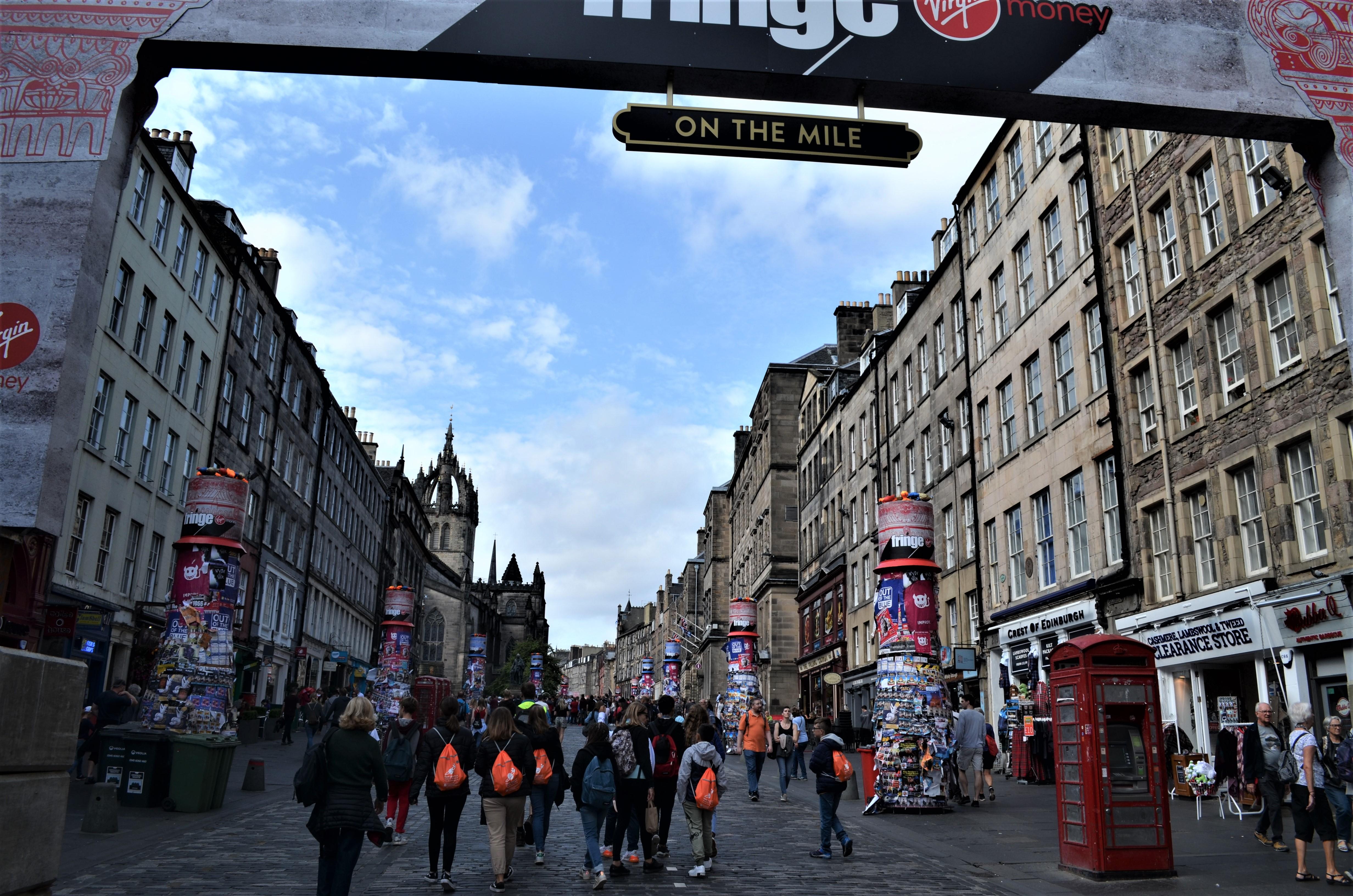 Stage linguistico in Scozia