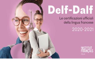 Potenziamento del francese con insegnante madrelingua e certificazione finale